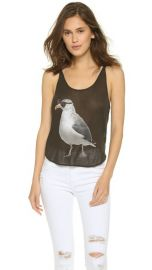 Wildfox Cool Gull Hiker Tank at Shopbop