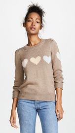 Wildfox Full Hearts Sweater at Shopbop