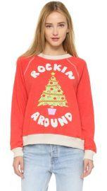 Wildfox Rockin  039  Around Sweatshirt at Shopbop