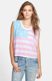 Wildfox and39American Baby Chadand39 Tank at Nordstrom