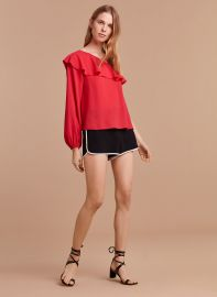 Wilfred Allaire Blouse at Aritzia