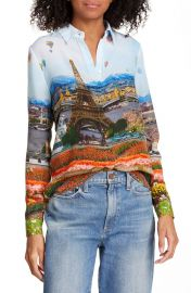 Willa Silk Blouse at Nordstrom