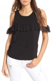Willow   Clay Cold Shoulder Top at Nordstrom