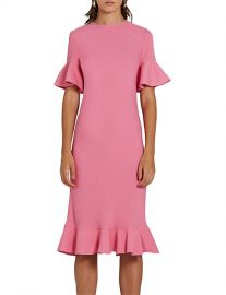 Willow Bias Tee Dress by By Johnny. at David Jones