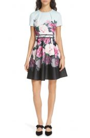 Wilmana Magnificent Skater Dress at Nordstrom Rack