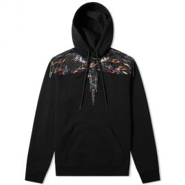 Wings Hoody by Marcelo Burlon at End Clothing