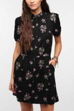 Winnie Western Shirtdress by Kimchi Blue at Urban Outfitters