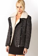 Winter Nights Bomber Jacket at Forever 21