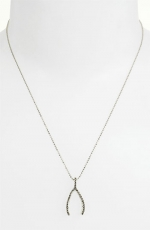 Wishbone necklace by Judith Jack at Nordstrom