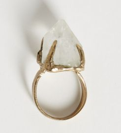 Witch Mountain Ring at Earthling Jewelry