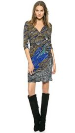 Women\'s New Julian Two Wrap Dress Diane von Furstenberg at Amazon