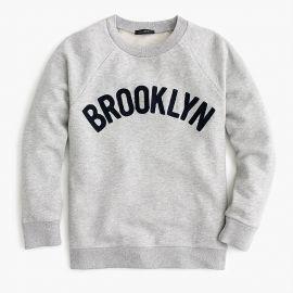 Womens Brooklyn Sweatshirt at J. Crew