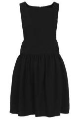 Wonder Pinafore Dress at Topshop