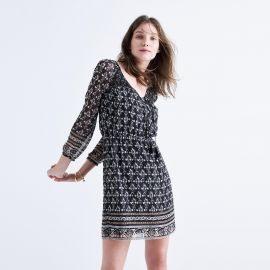 Woodland Dress in Artisan Floral at Madewell