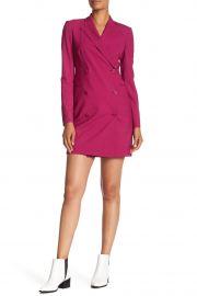 Wool Blend Blazer Styled Dress at Nordstrom Rack