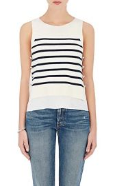 Wool-Blend Knit Layered Shell by 3.1 Phillip Lim at Neiman Marcus