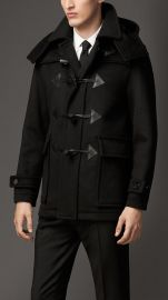 Wool Cashmere Duffle coat at Burberry