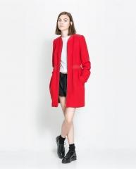 Wool Coat at Zara