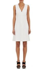Wool Shift Dress at Barneys Warehouse