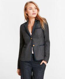 Wool Twill Rowing Blazer at Brooks Brothers