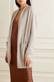 Wool and cashmere-blend cardigan at Net A Porter