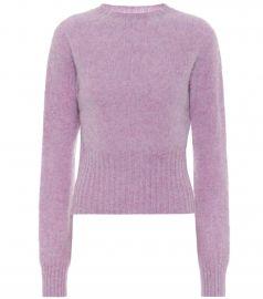 Wool sweater at Mytheresa