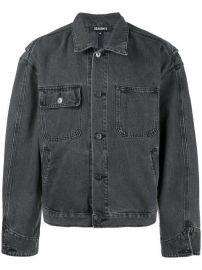 Worker jean jacket at Farfetch