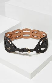 Woven Faux-leather Waist Belt at Bcbgmaxazria