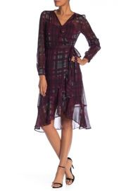 Wrap Dress by Nanette Nanette Lepore at Nordstrom Rack