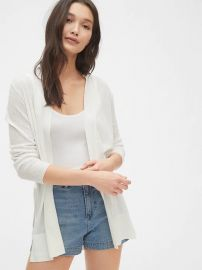 Wrap-Front Cardigan  at Gap