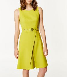 Wrap Mini Dress by Karen Millen at Karen Millen
