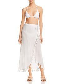 Wrap Skirt Swim Cover-Up at Bloomingdales