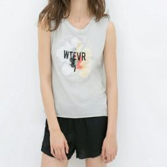 Wtevr tee at Zara
