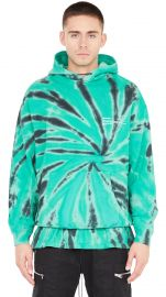 XTC Hoodie in Watermelon Green by Represent at Represent