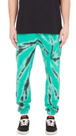 XTC Sweatpants in Watermelon Green by Represent at Represent