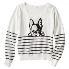 Xhilaration Puppy Sweater at Target