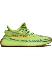 YEEZY ADIDAS X YEEZY BOOST 350 V2 SEMI FROZEN YELLOW - GREE at Farfetch