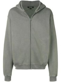 Yeezy Season 6 zip-up Hoodie - Farfetch at Farfetch