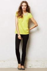 Yellow peter pan collar top at anthropologie.png