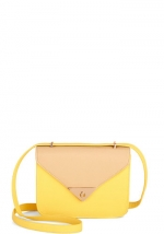 Yellow purse like Chloes at Modcloth