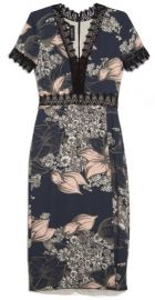 Yigal Azrouel Blooming Stargazer Dress at Otte NY