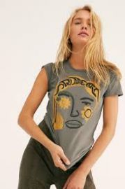 You Are Art Distressed Tee at Free People