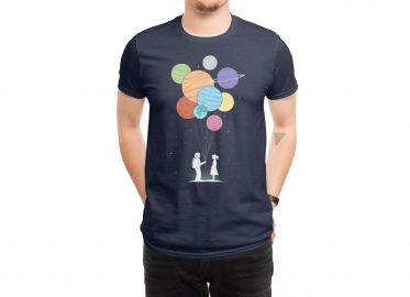 You are my universe tshirt at Threadless