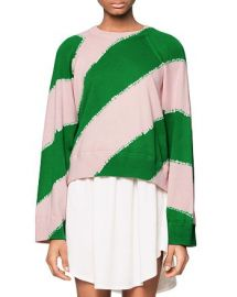 Zadig & Voltaire Lea Striped Sweater at Bloomingdales