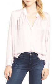 Zadig  amp  Volaire Tink Blouse at Nordstrom