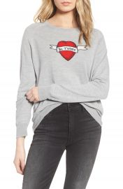 Zadig   Voltaire Rime Bis Merino Wool Sweater at Nordstrom