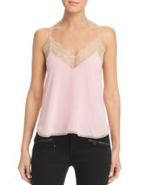 Zadig  amp  Voltaire Christy Silk Camisole Top Women - Bloomingdale s at Bloomingdales