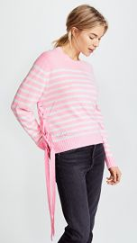 Zadig  amp  Voltaire Franny Stripe Sweater at Shopbop