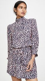 Zadig  amp  Voltaire Rivali Print Le Dress at Shopbop