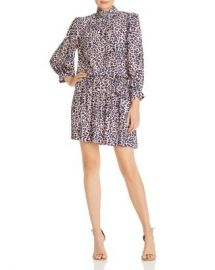 Zadig  amp  Voltaire Robe Rivali Leopard-Print Dress Women - Bloomingdale s at Bloomingdales